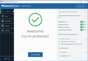 Malwarebytes Security Premium Crack