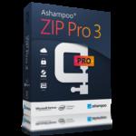 Ashampoo ZIP Pro 3.05.11 + Crack [ Latest Version ]