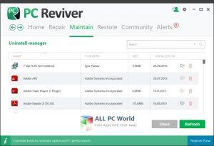 PC Reviver